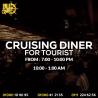 افضل رحلة عشاء فى النيل 2021