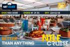رحلات عشاء نيلية 2021